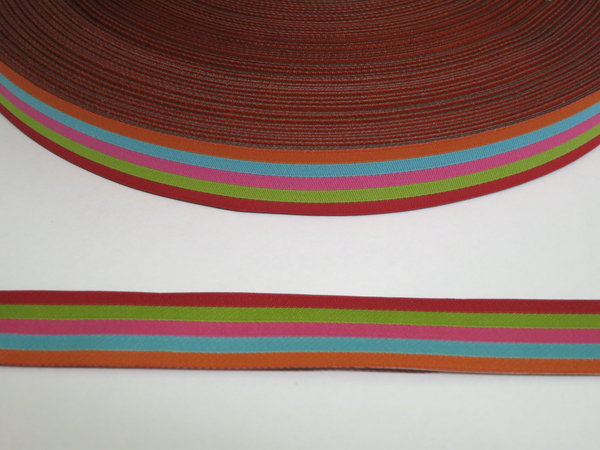 Webband  -  stripes sweets