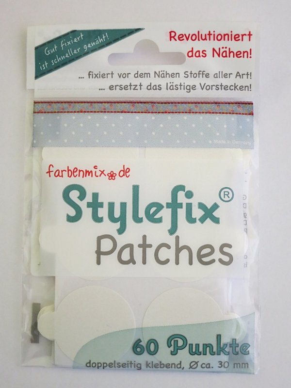Stylefix - Patches - Fixierbare Punkte